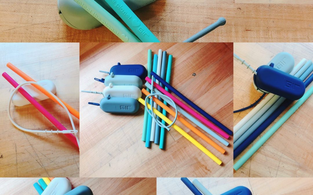 Silicone Straws